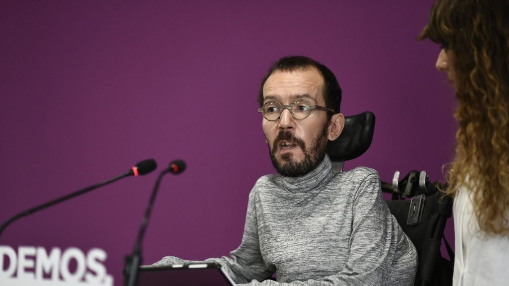 """Echenique, de la reunión entre Iglesias y Junqueras: """"Eso es tener altura de Estado"""""""