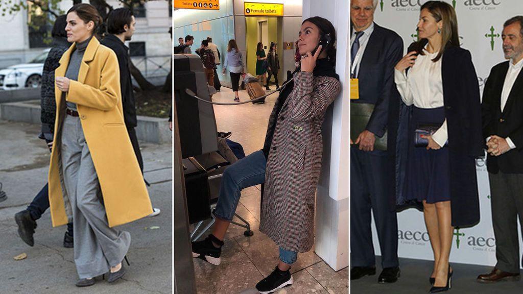5 abrigos largos que te van a sentar tan bien a ti como el suyo a Cristina Pedroche