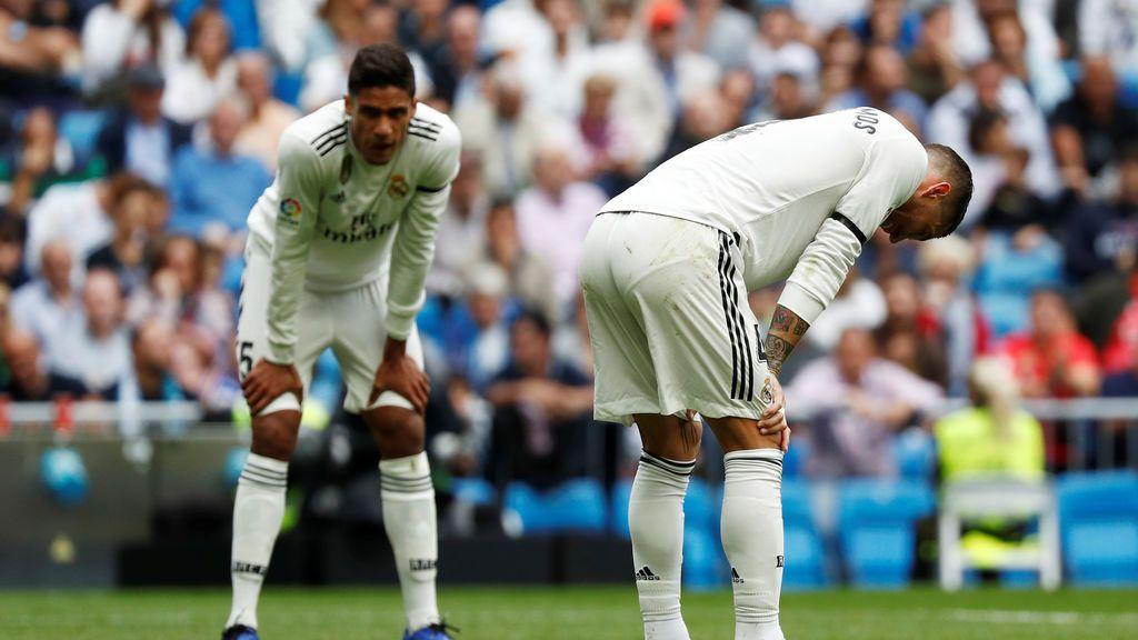 El Real Madrid de Lopetegui firma la peor racha goleadora de su historia: más de 470 minutos sin marcar