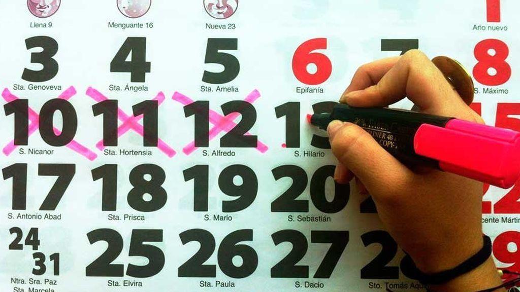 El calendario laboral de 2019 recoge 12 días festivos, solo 8 comunes en toda España