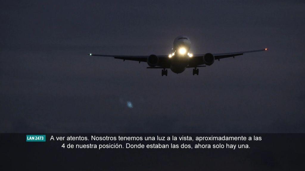 Cuarto Milenio | Macro avistamiento OVNI en Chile: las ...