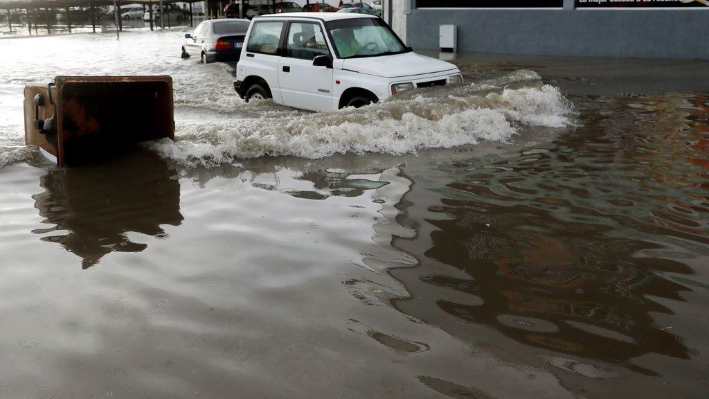 ¡Atención!  Si vives en el litoral sur de Valencia, evita coger el coche
