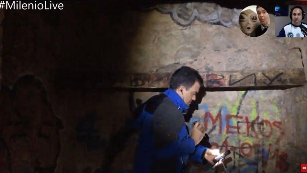 Psicofonías en vivo: ponemos la grabadora en marcha en la torre ...