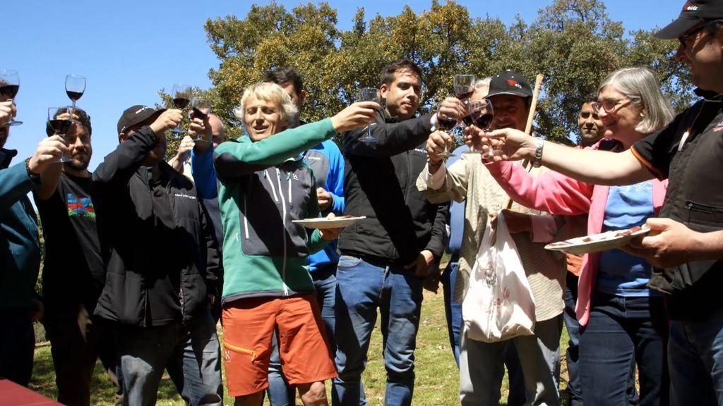 Misión conseguida: los árboles de la Sierra de Aracena vuelven a estar sanos