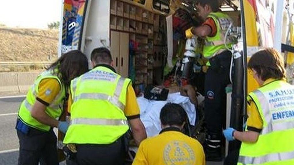 Un hombre de 70 años muere al ser arrollado por un coche en Quintana del Marco (León)