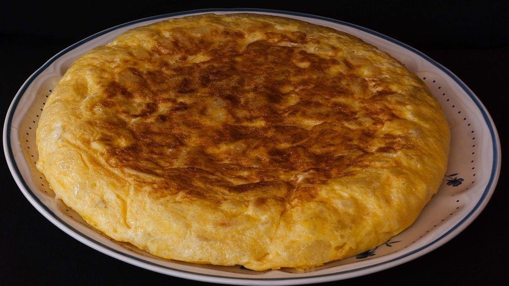 La tortilla de patata, ¿con o sin cebolla?