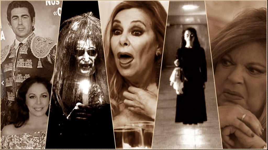 """""""En mi casa pasan cosas"""": Famosos que conviven con fantasmas y espíritus"""