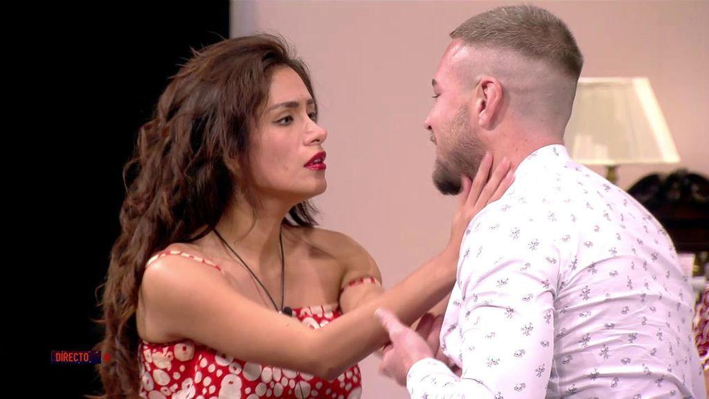 Los concursantes interpretan 'Amor y pasión de Gehaches' a las mil maravillas pero la audiencia decide que no pasen la prueba