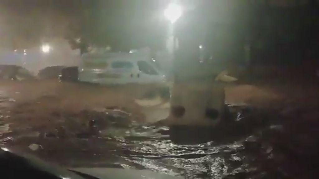 """""""¡Madre mía, madre mía!"""": así se vivió la dramática noche de inundaciones en Campillos"""