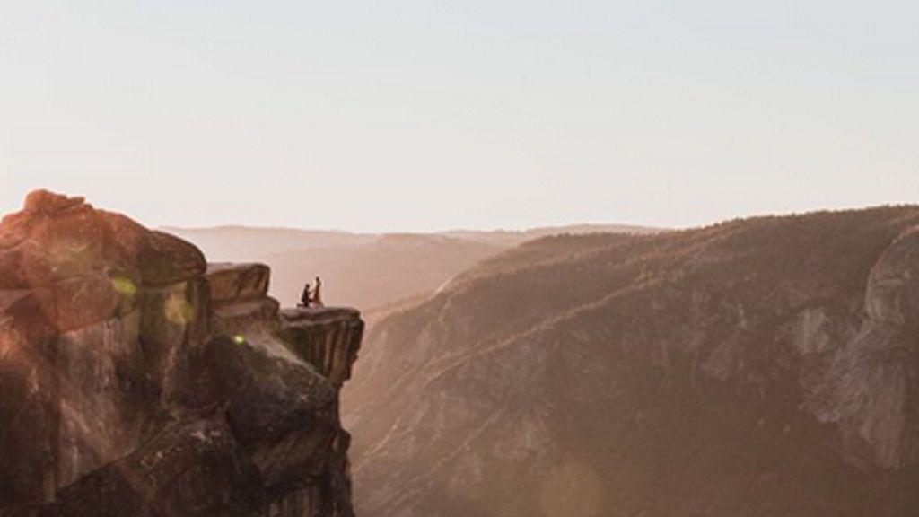 A la búsqueda de la pareja de enamorados de Yosemite