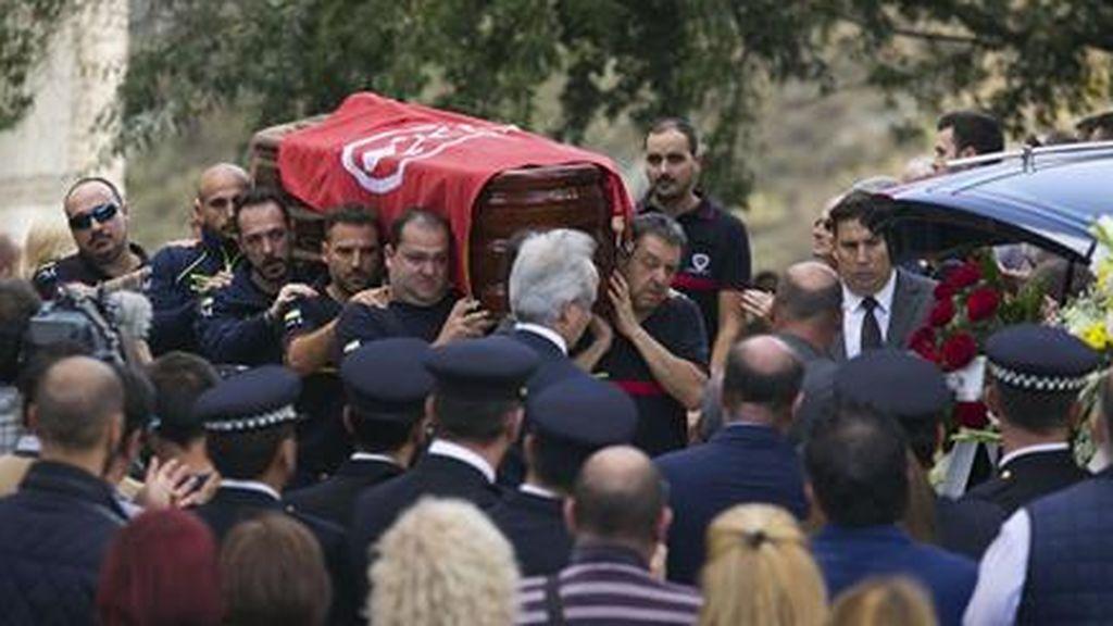 funeral bombero