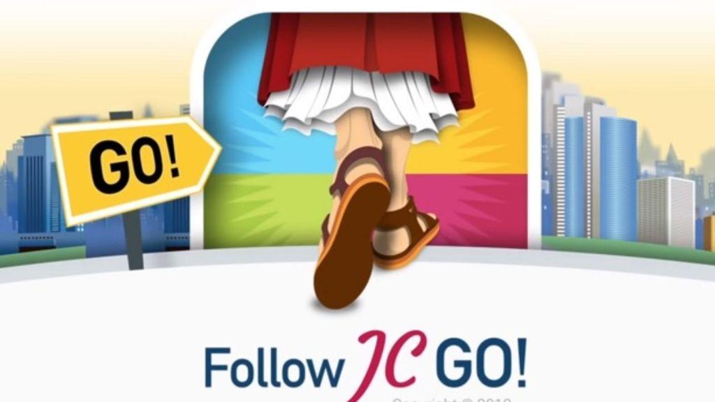 Follow JC Go: el Pokémon Go lanzado por la Iglesia para que busques a Jesucristo