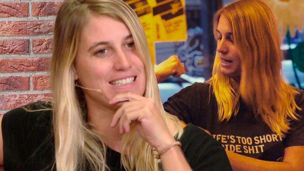 """El activismo deportivo de 'Rocío-Chiller': """"El deporte es un sitio donde, como mujer  y como lesbiana, te sientes libre desde pequeña"""""""