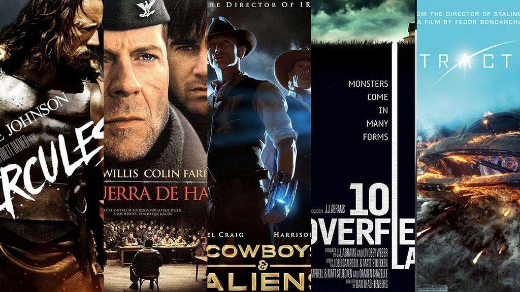 Ciencia ficción e intriga en las noches de cine de FDF