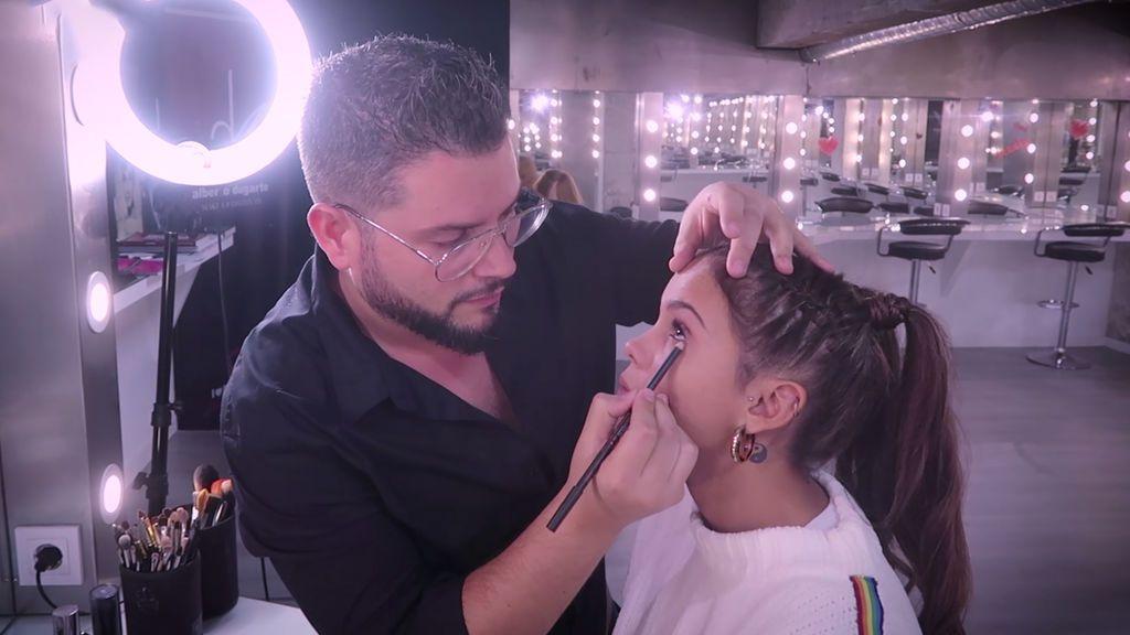 Gloria quiere ser una diva: así le quedan los looks de Rihanna, Becky G y J Lo (1/2)