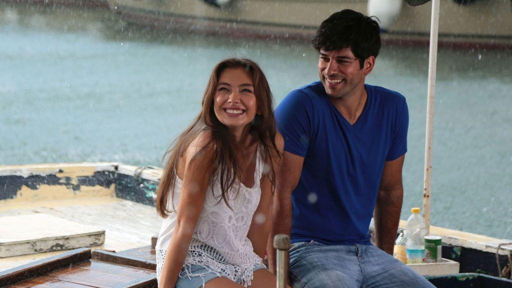 Kemal y Nihan, protagonistas de 'Kara Sevda (Amor eterno)'.