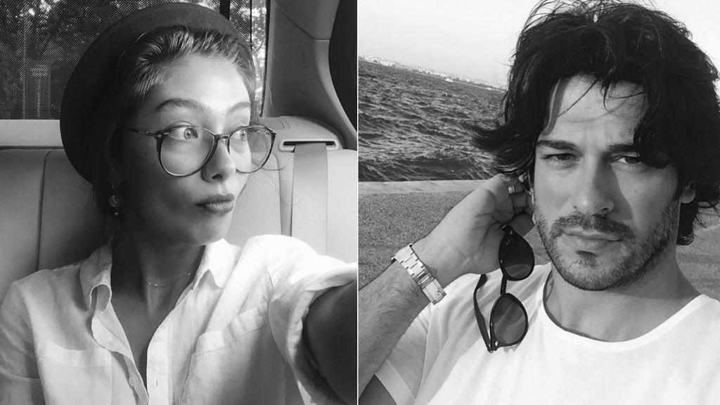 Ella y él: quienes son los (famosísimos) protagonistas de Kara Sevda más allá de la serie