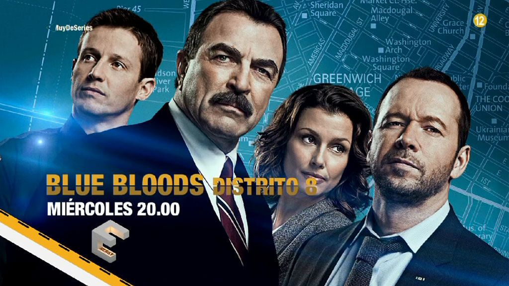 Las noches de miércoles son noches 'Blue Bloods' en Energy