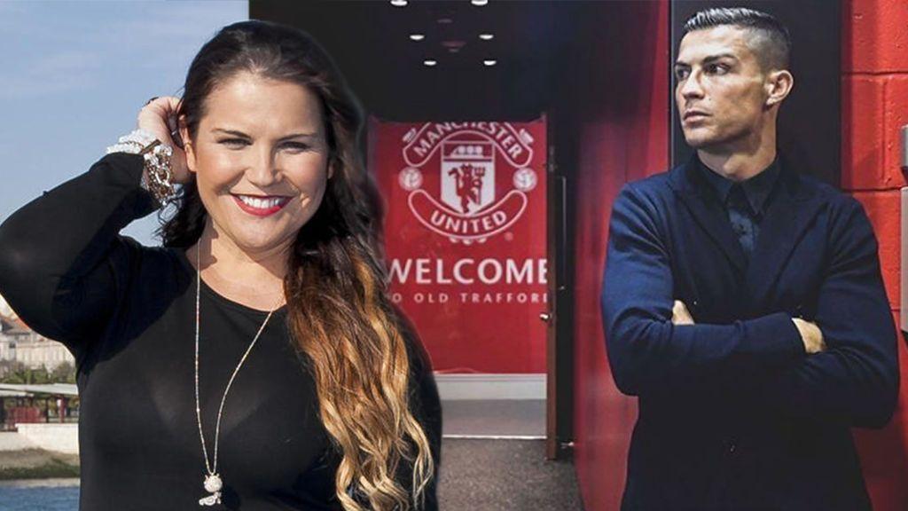 """¿'Pullita' de la hermana de Cristiano al Real Madrid? """"En Manchester fuimos muy felices"""""""