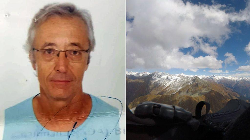 Un parapentista asturiano espera un rescate a 4.200 metros desde hace cuatro días en la India