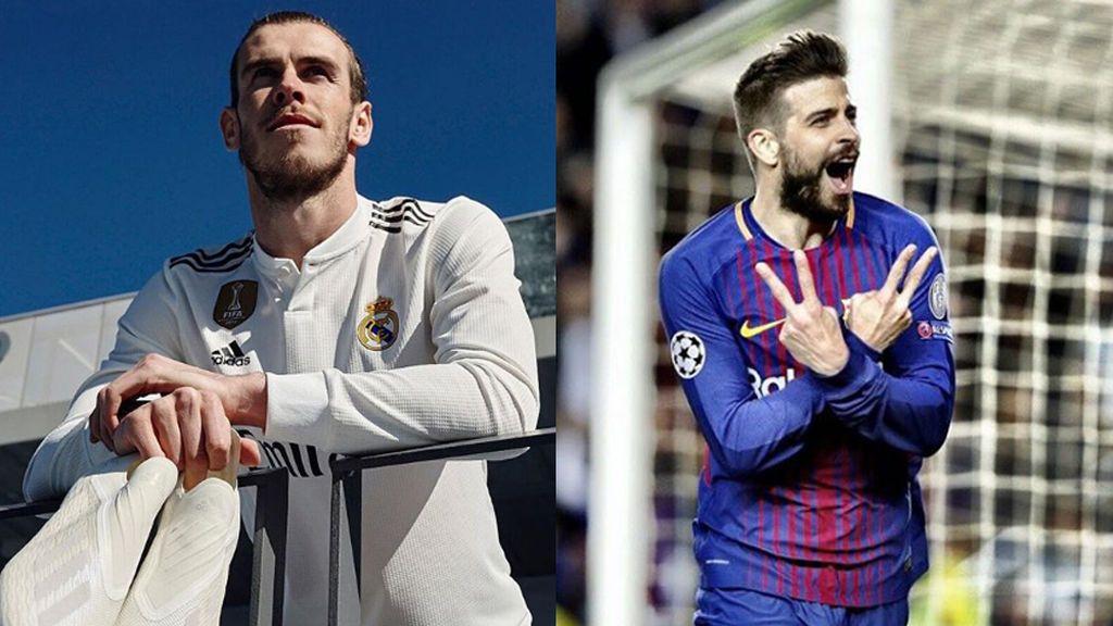 El Real Madrid gana el 'Clásico' en la venta de camisetas