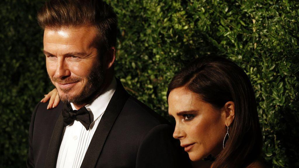 Los Beckham, víctimas de un intento de robo en su mansión de Inglaterra valorada en 6 millones de libras