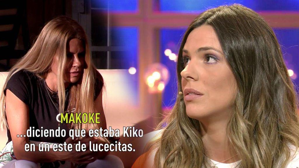 """Laura Matamoros estalla contra Makoke: """"La información de mi padre y 'la casa de lucecitas' la filtró ella"""""""
