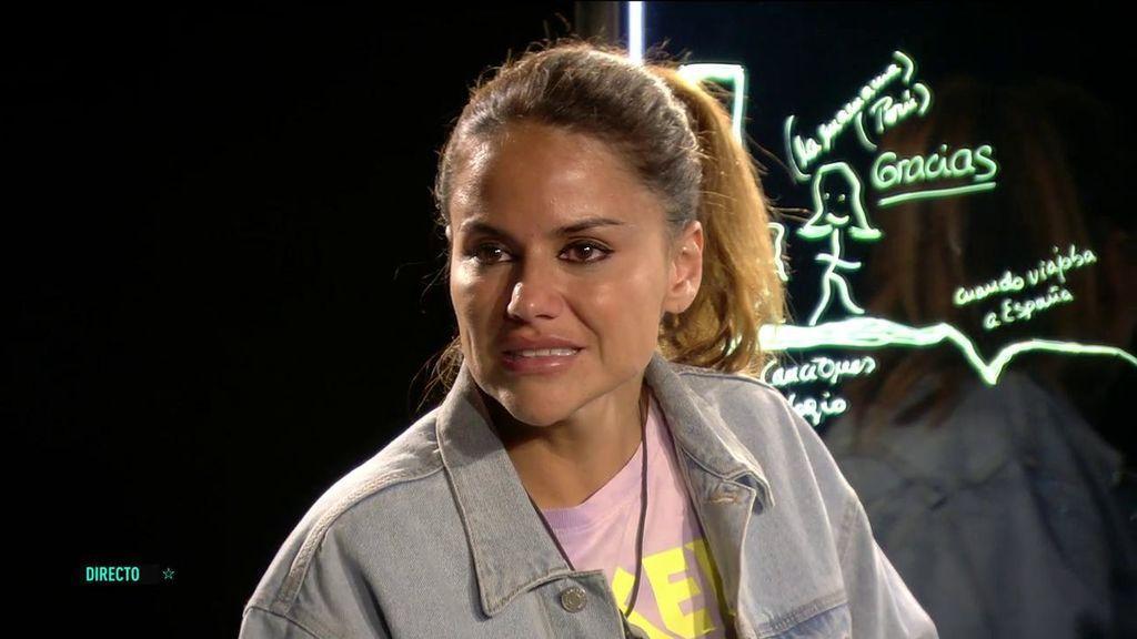 """Mónica se rompe recordando a Carlos Lozano en 'la curva de su vida': """"Me hizo sentir culpable de todo"""""""
