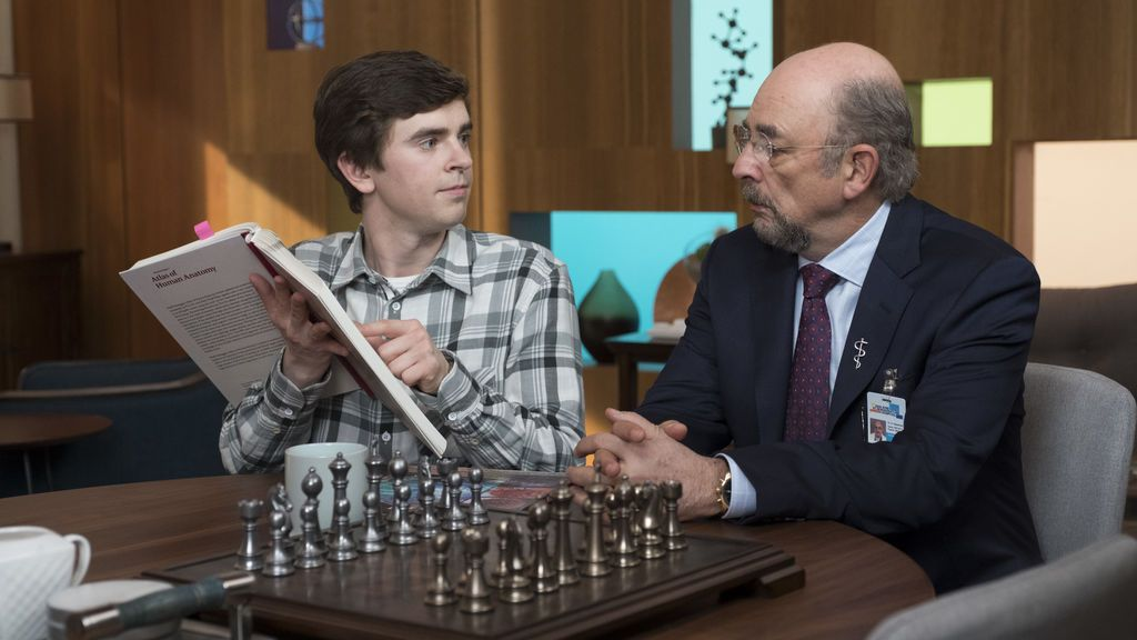 'The Good Doctor' culmina su primera temporada en Telecinco como la serie más vista del año