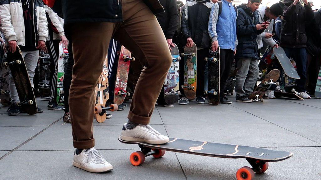 Las 10 preguntas que debes saber contestar para circular con el skate por Madrid