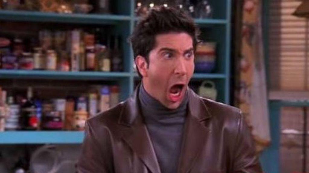 """La policía busca al sospechoso de un robo y su única pista es que """"se parece a Ross Geller"""""""