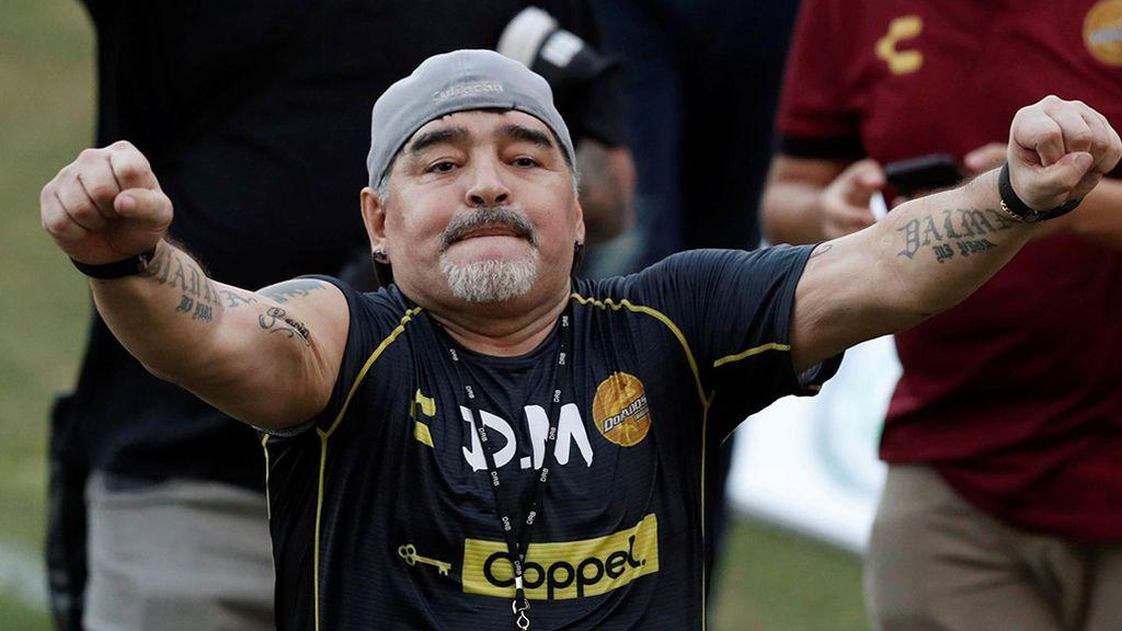Los lujosos regalos de Maradona a sus jugadores del Sinaloa por cada victoria del equipo