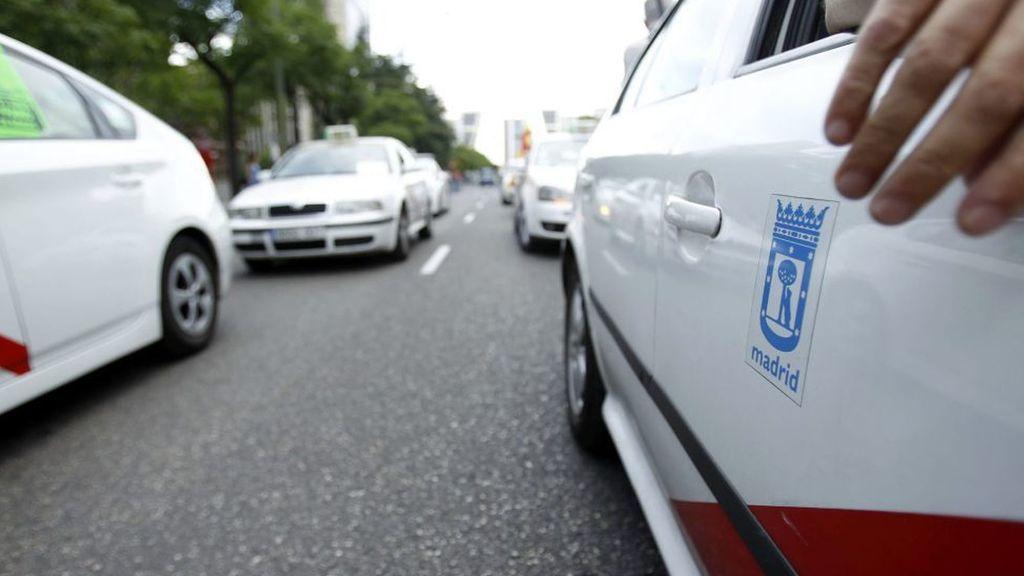 La guerra del taxi llega al Congreso