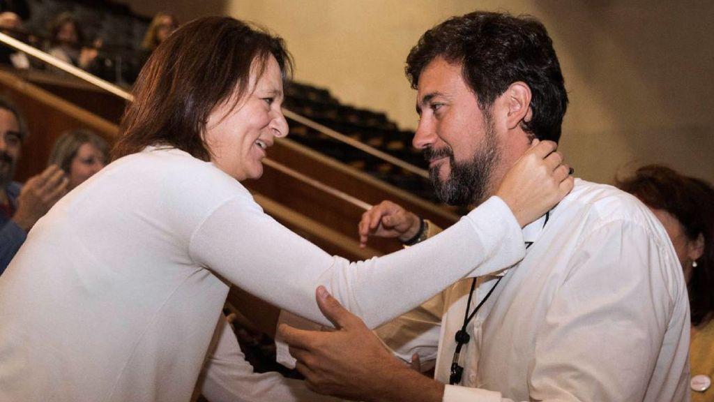 El que se enfrenta a Iglesias pierde: Bescansa cae en Galicia, su tierra