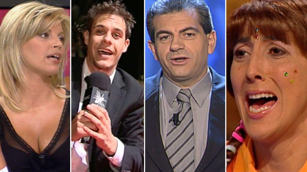 TEST: ¿Serías capaz de adivinar la edad que tenían nuestros presentadores en estas fotografías?