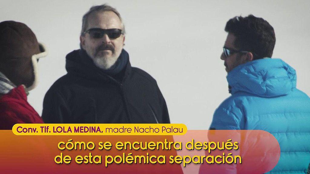 "A la madre de Nacho Palau le ha sentado ""fatal"" la noticia"