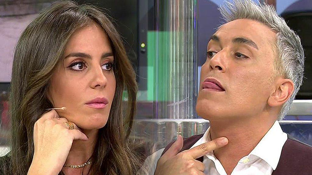 """Anabel Pantoja vacila a Kiko Hernández: """"Si no hay foto, no me consta"""""""