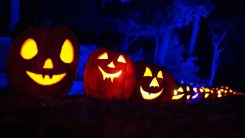 El origen de las calabazas de Halloween