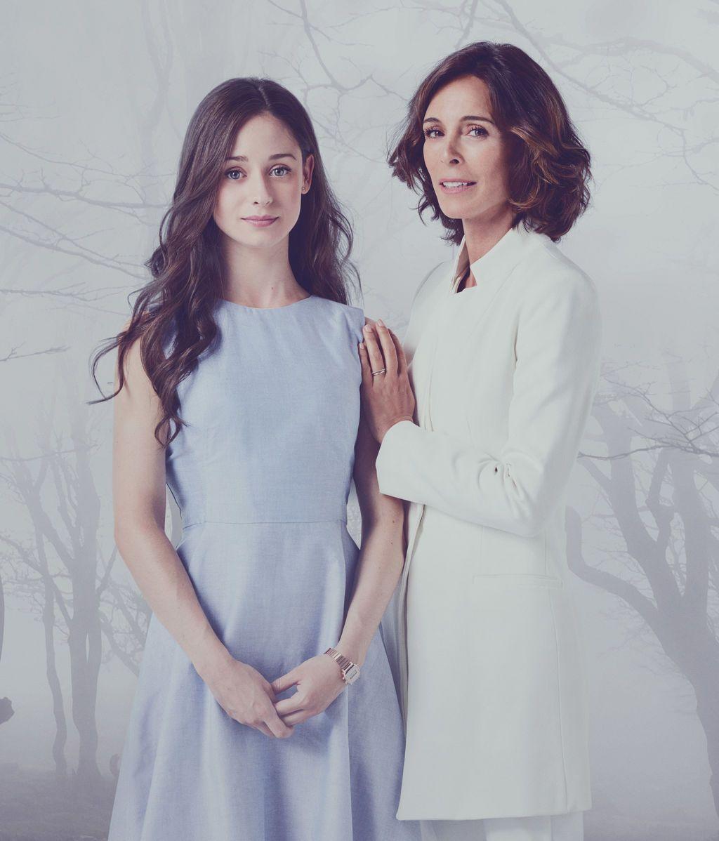 Elena Rivera y Lydia Bosch en 'La verdad'.
