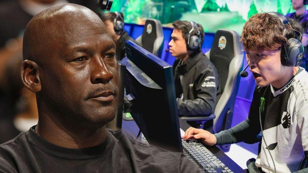 Michael Jordan invierte en los esports, pero no en el club que más ganancias tiene