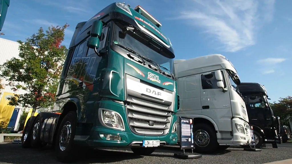 Los nuevos neumáticos que en una flota de 100 camiones te harán ahorrar 300.000 euros al año
