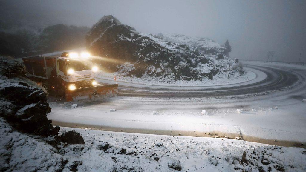 Las provincias de España en las que ya ha llegado la nieve