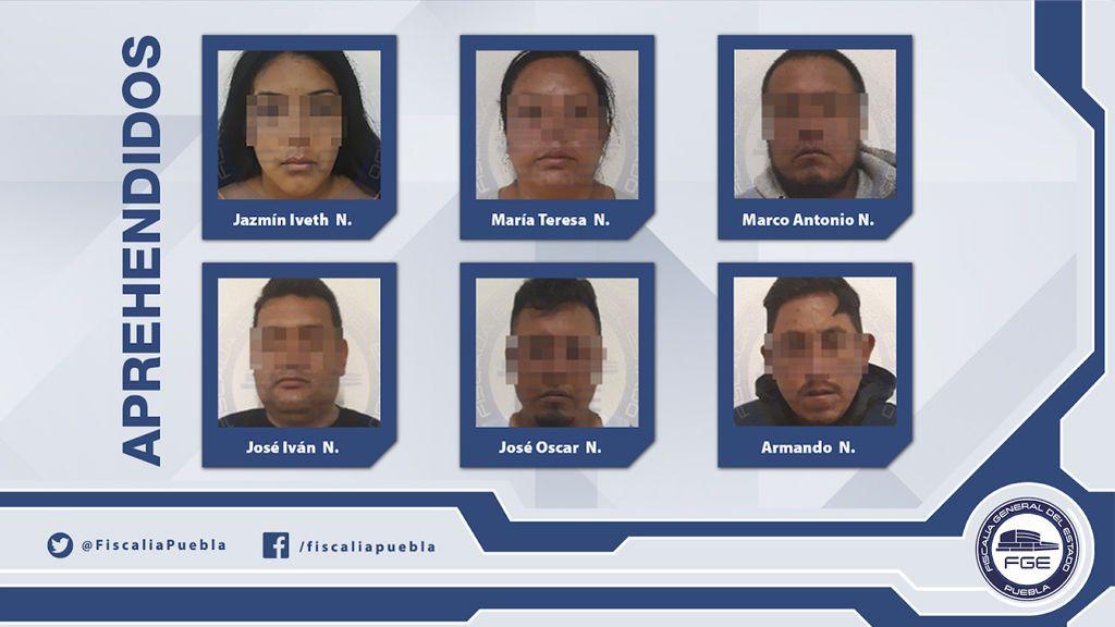 Detienen a una banda de asesinos secuestradores formada por expolicías en México