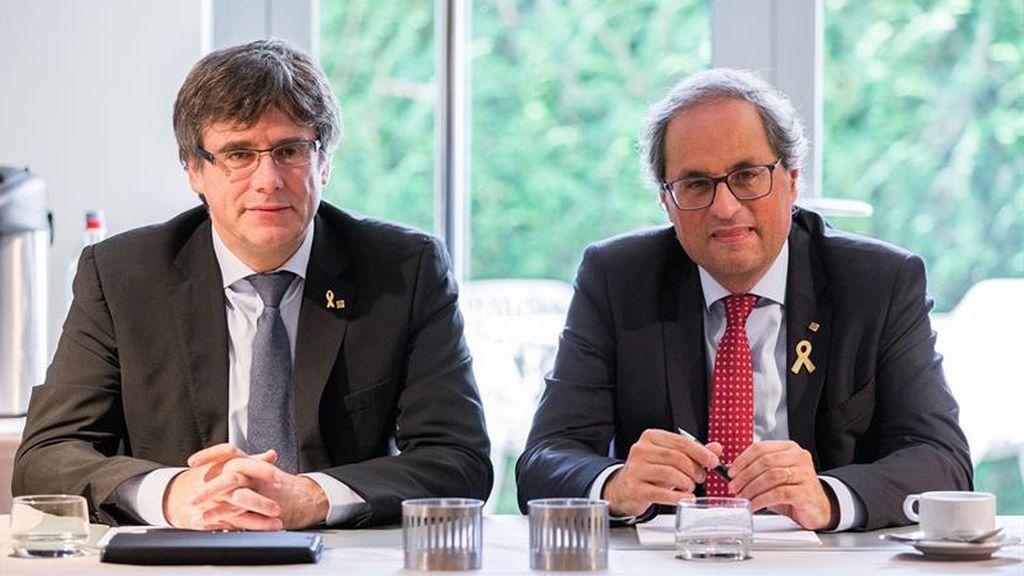 La Crida Nacional, la nueva organización de Puigdemont, empieza su camino el 27-O