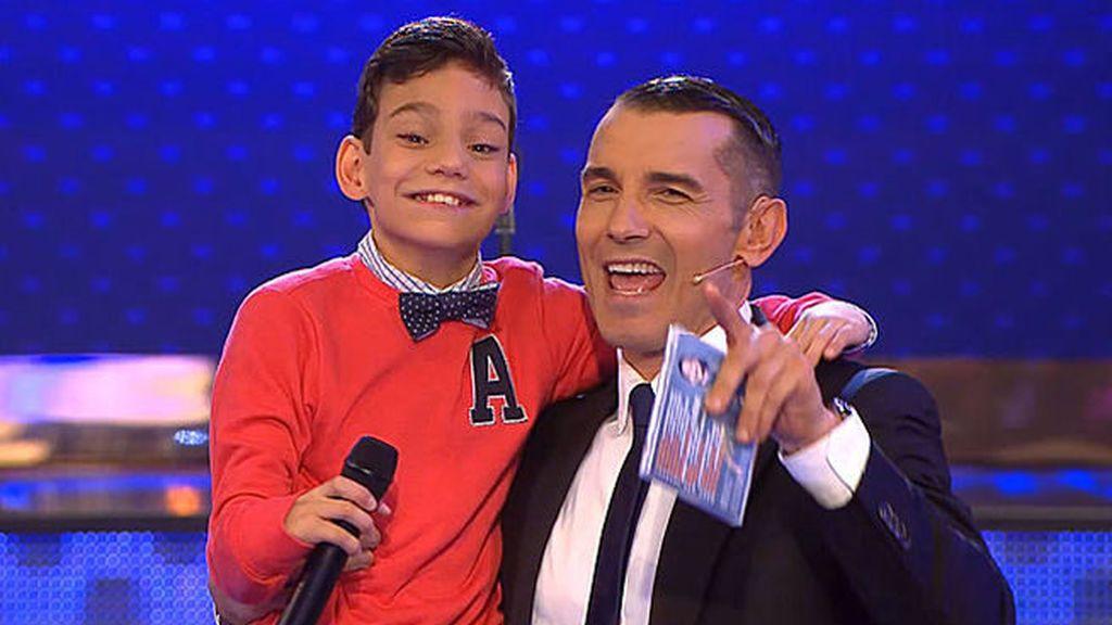Bertín no es el único: Adrián Martín ha emocionado a medio Telecinco