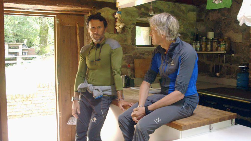 """José grabó su aislamiento en una cabaña durante más de tres meses: """"Hablé mucho con el caballo"""""""
