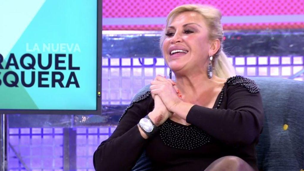 """Raquel Mosquera, con puntos y a lo loco: """"He tenido sexo con Isi después de la operación"""""""