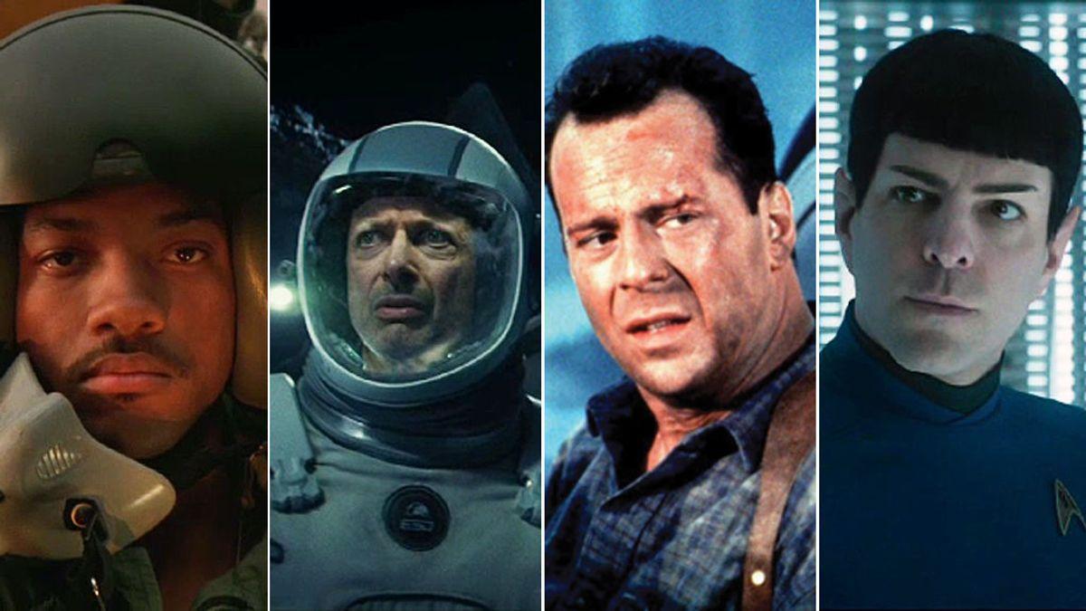Viaja al espacio exterior en las noches de cine de FDF