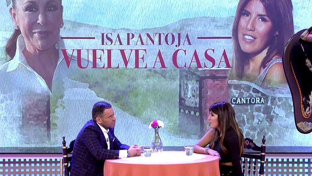 Lo que ha molestado a Isabel Pantoja de la entrevista de su hija