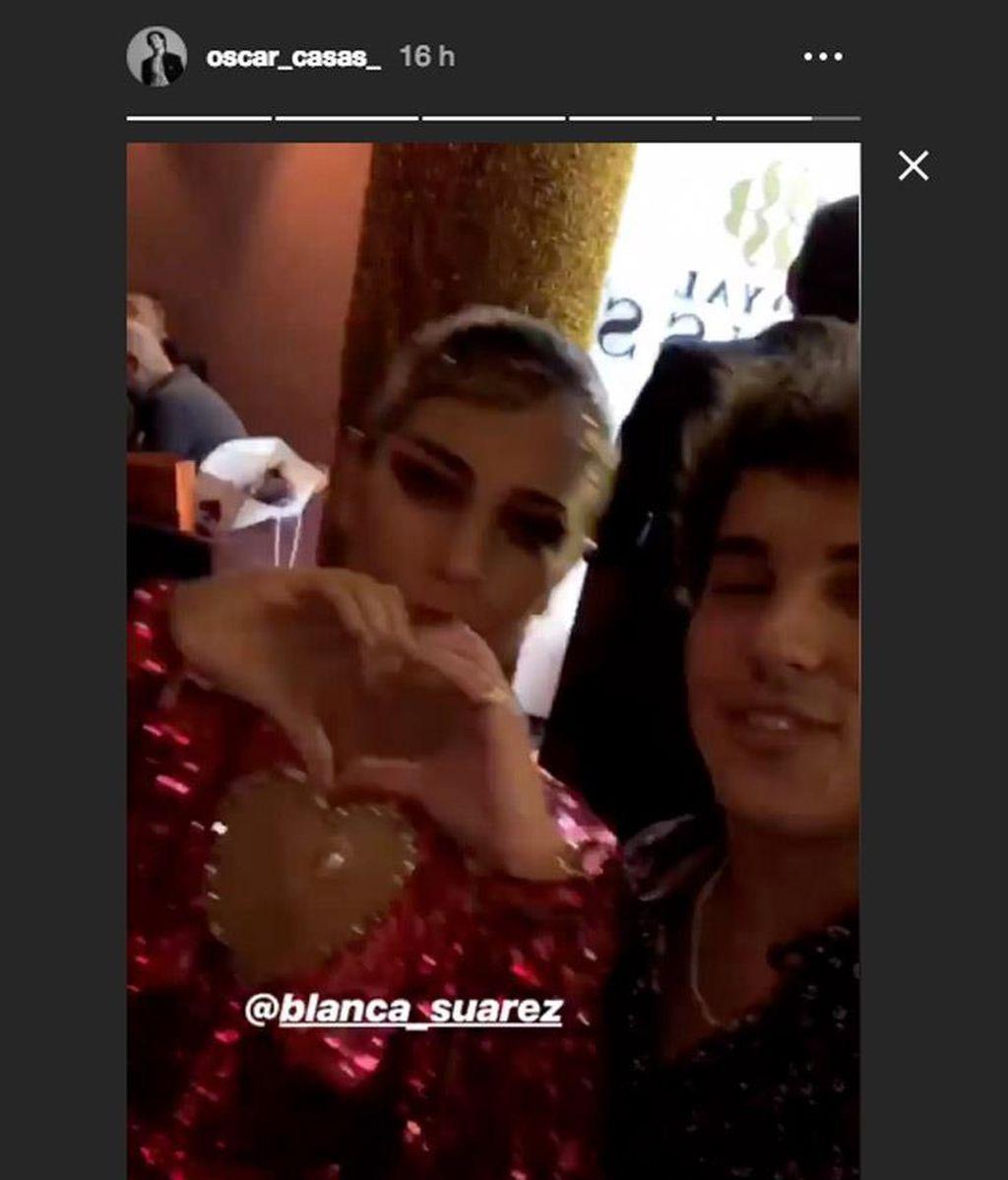 Cumple Blanca Suárez